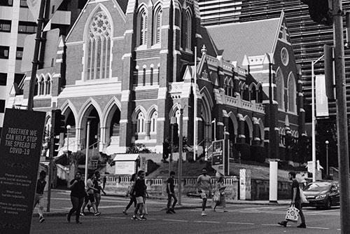 Church in Brisbane.