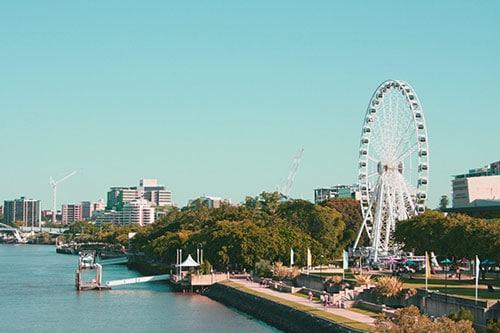 Southbank in Brisbane.